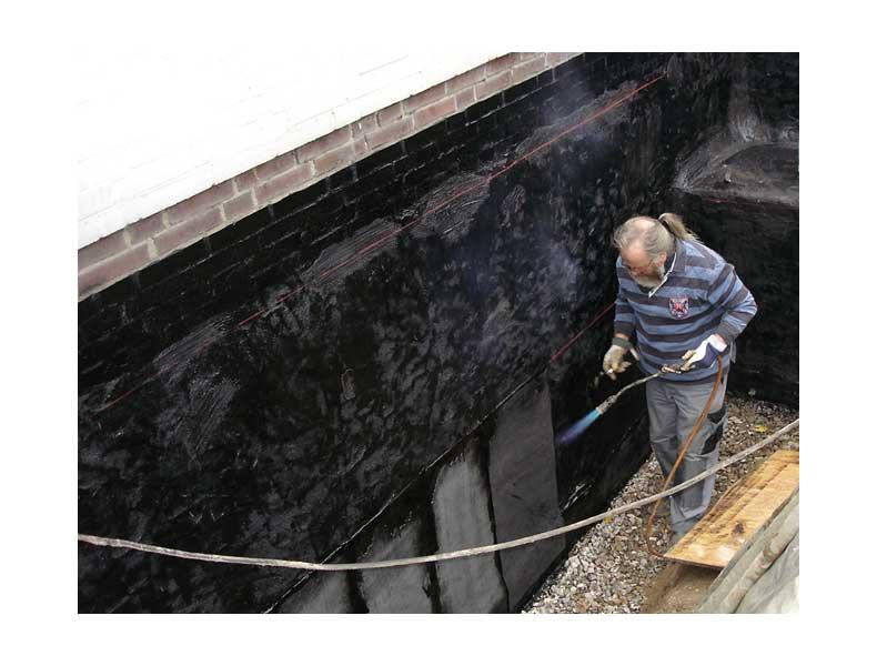 kellerabdichtungen und kellersanierung gegen feuchte